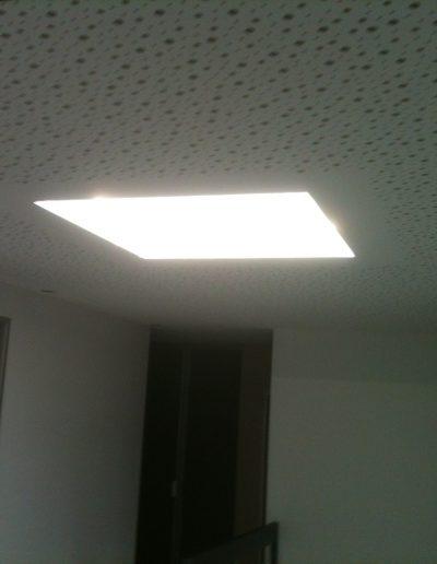 5 puit de lumière dans plafond décoratif
